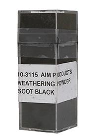 Weathering Powder - Soot Black