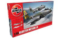 1:48 Gloster Meteor F8
