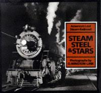 Steam, Steel and Stars. America's Last Steam Railroad. Photographs by O. Winston Link. Text by Tim Hensley. Book signed by O. Winston Link 10/10/92 and dedicated to all his friends in Australia.  Excellent condition. pp 144. Hardback.