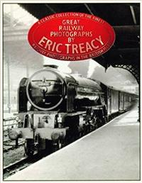 Great Railway Photohgraphs by Eric Treacy. Excellent Condition.