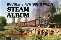 Railview's New South Wales steam album. 1984. VG. Soft back.