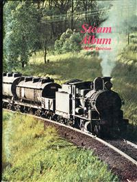 Steam Album. NSW Rail Transport Museum. Stiff card cover. As new.1973.