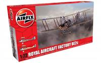 1:72 Royal Aircraft Factory BEc2 Scout