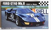 1:24 Ford GT40 Mark II. As new. Unused.
