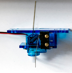 Brunel Models Servo Mounts And Servos